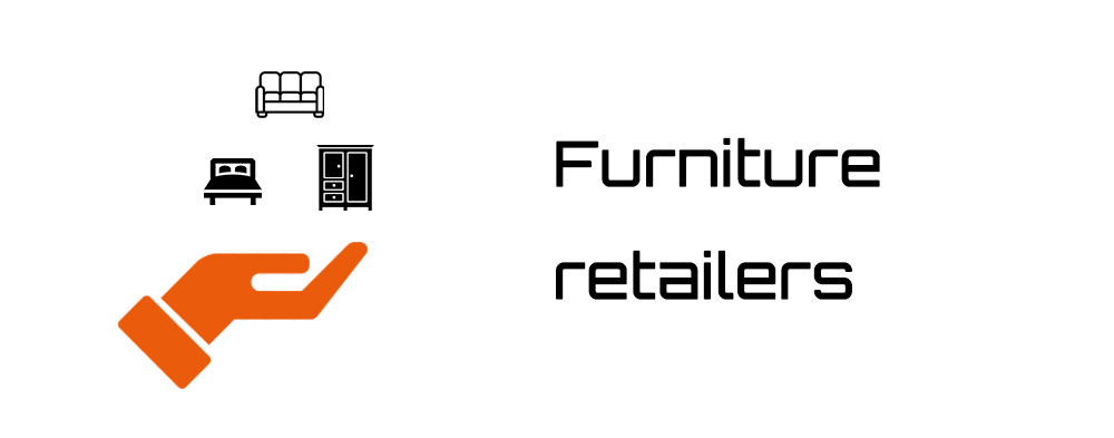 Furniture retailers